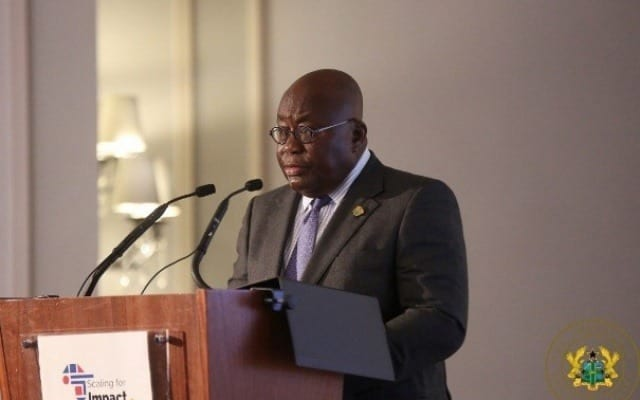 Akufo-Addo happy with economic performance in past 20 months