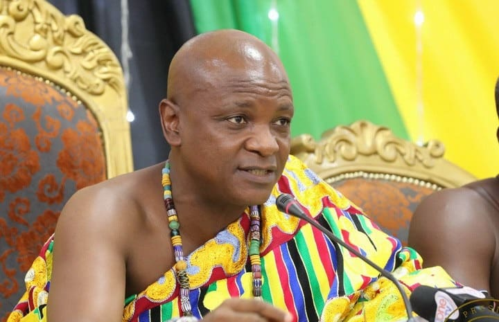 "Togbe Afede hits back at ""dishonest"" colleagues"