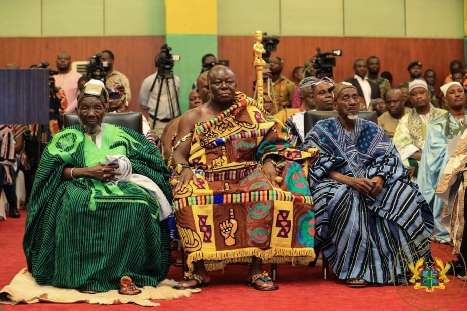 Otumfuo UN Address: You can't tell an elder he is wrong – NDC lawyer