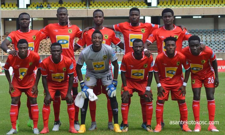Kotoko fined by CAF for fans' misconduct