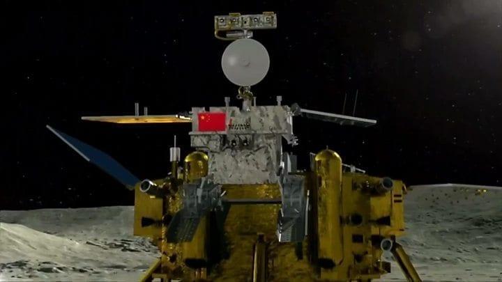 chinese lunar spacecraft - photo #17