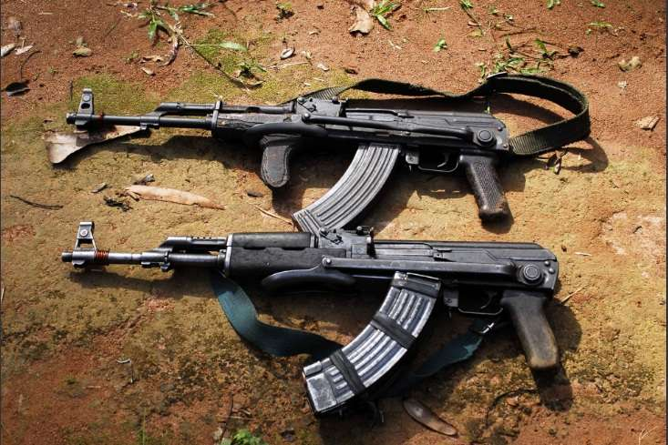 IGP interdicts two officers over missing rifle