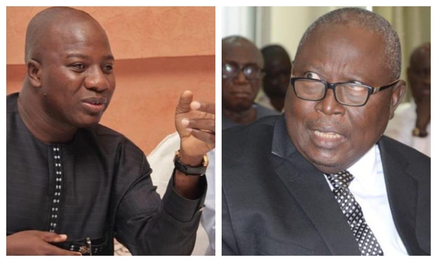 Ayariga runs to meet SP in court despite 'tough talk'