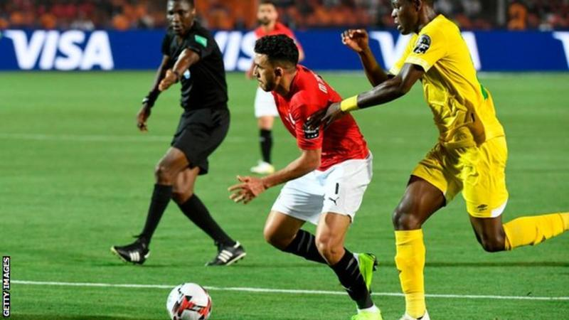 Egypt beat Zimbabwe in AFCON opening game