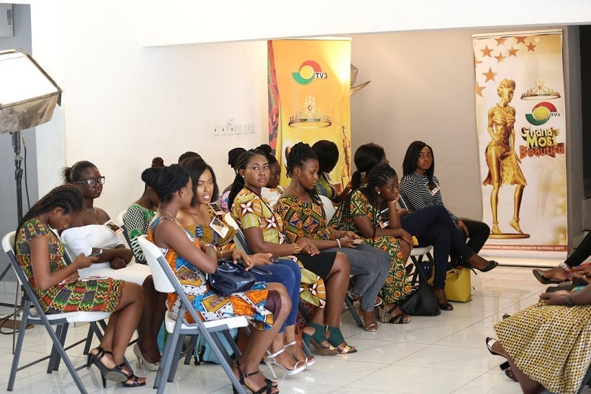 [Photos] 2019 GMB auditions take off in Accra