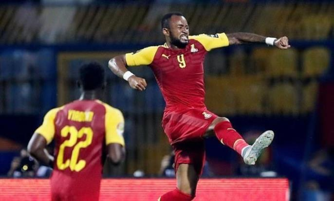J. Ayew penalty sends Ghana top of Group C in AFCON qualifiers