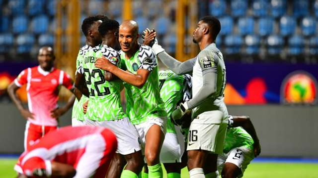 Nigeria become 1st to qualify to AFCON Round of 16