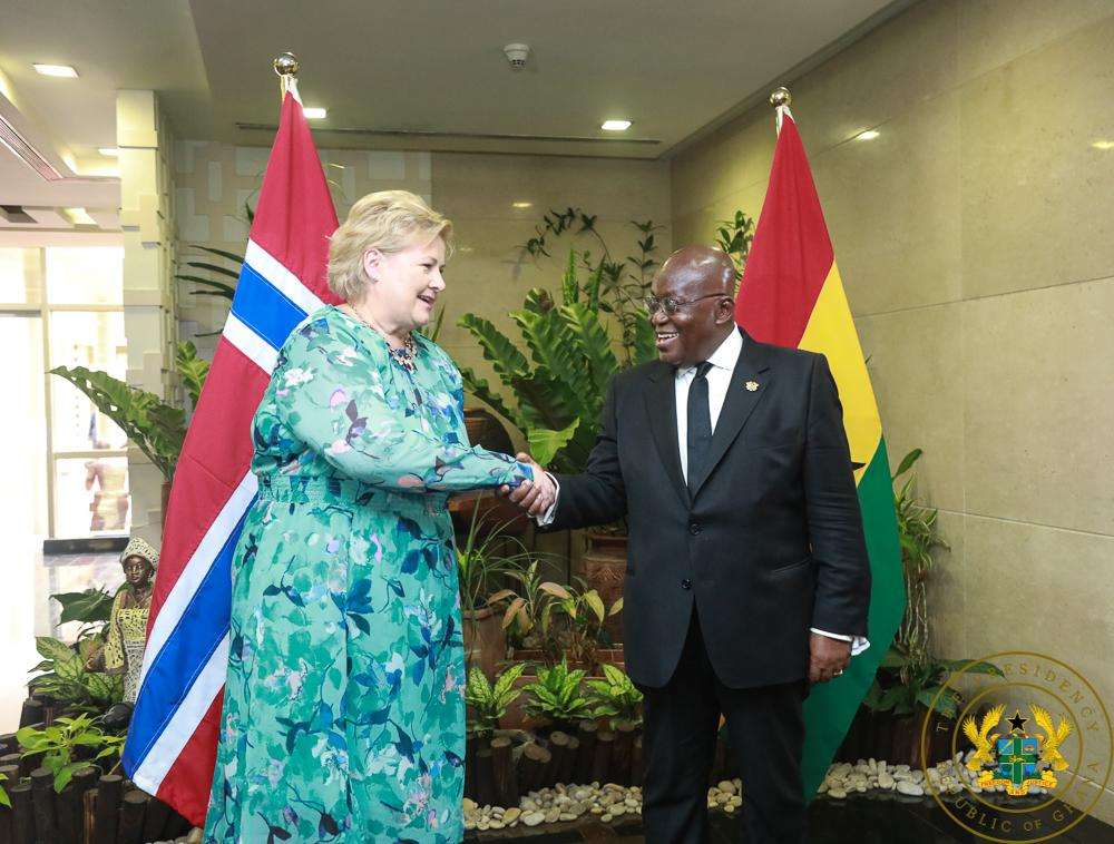 Ghana, Norway reinforcing ties of co-operation – Nana Akufo-Addo