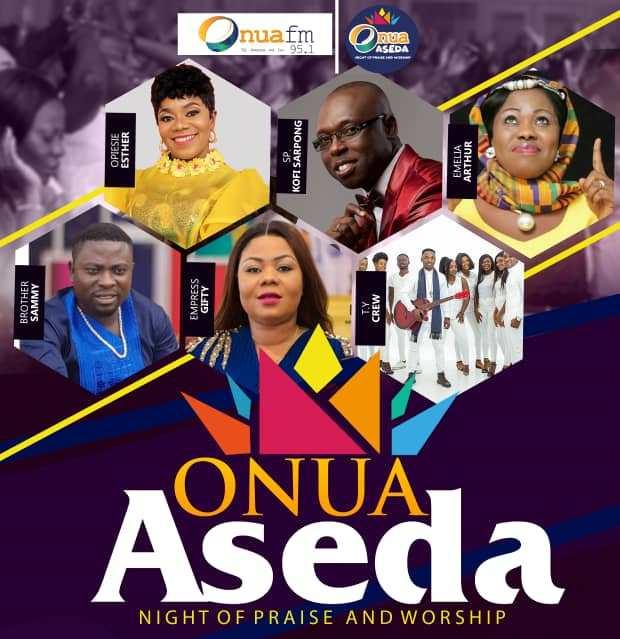 All set for maiden Onua Aseda