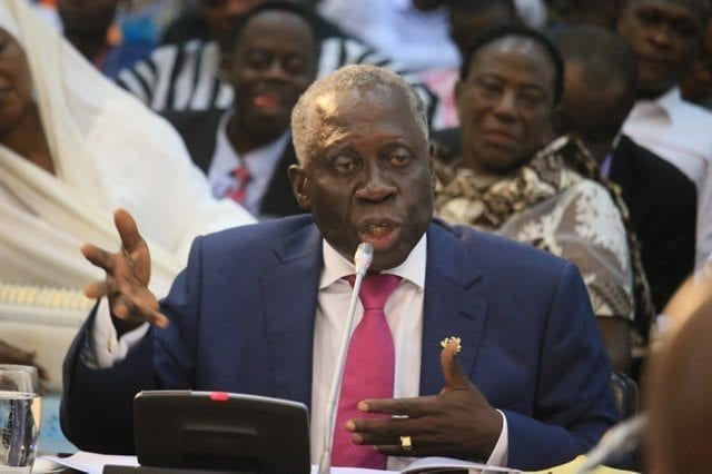 Osafo-Maafo takes on Auditor General in court over $1m surcharge