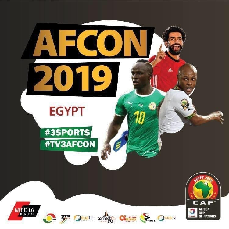 TV3 explains why AFCON matches are shown on only its free-to-air channel