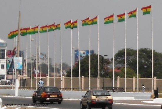 Ghana's porous borders fingered as cause of crimes by foreigners