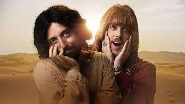 Netflix Christmas film about gay Jesus sparks huge backlash