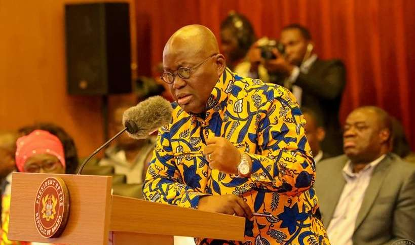 President Akufo-Addo reveals his biggest regret this year