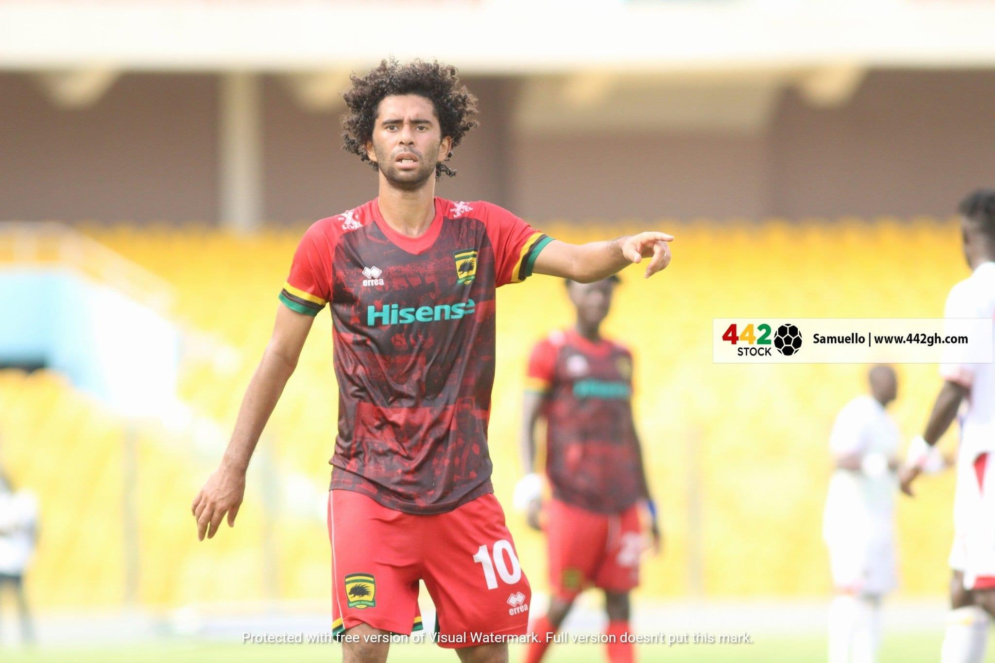 GPL: Gama scores debut goal for Kotoko in 1-1 draw against Wonders   3news