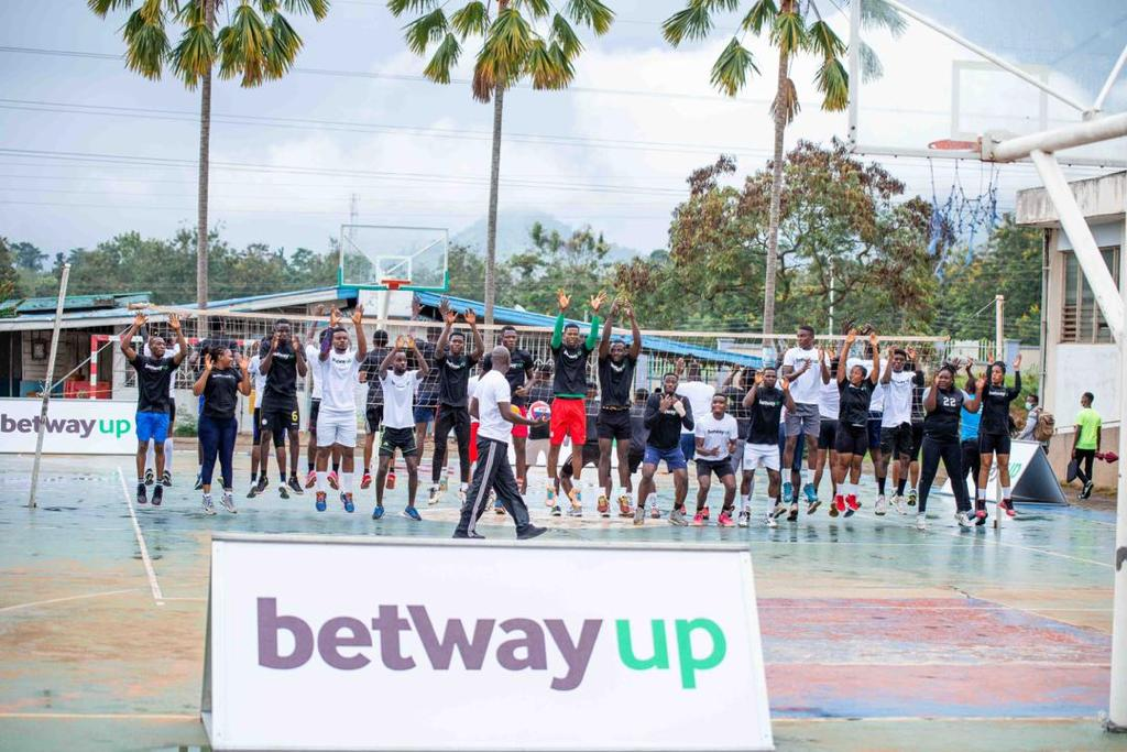 E/R: Community sports teams benefit from Betway Up programme